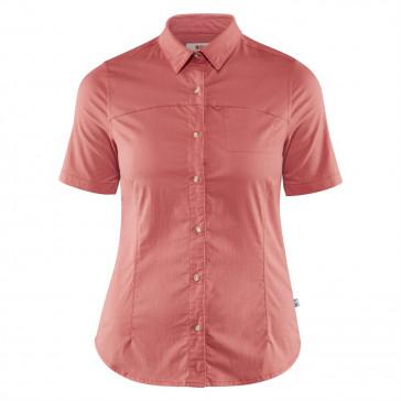 Koszula bawełniana damska HIGH COAST STRETCH SHIRT SS W