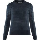 Sweter wełniany damski Övik Nordic Sweater W