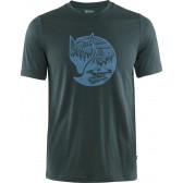 T-Shirt wełniany męski Fjallraven Abisko Wool Fox SS M
