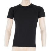 Koszulka termoaktywna męska MERINO AIR TEE SS MEN Black