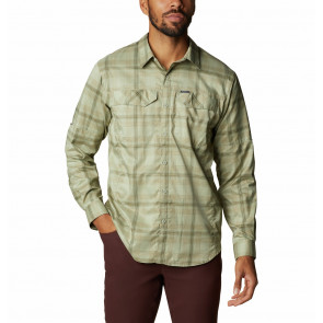 Koszula z filtrem UV męska Columbia Silver Ridge Lite Plaid™ L/S Shirt