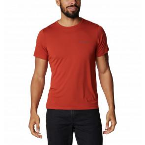 Koszulka szybkoschnąca męska Columbia Maxtrail™ Short Sleeve Logo Tee