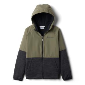 Bluza impregnowana chlopięca Columbia Out-Shield™ Dry Fleece Full Zip