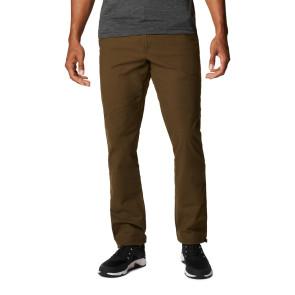 Spodnie bawełniane męskie Columbia Wallowa™ Belted Pant