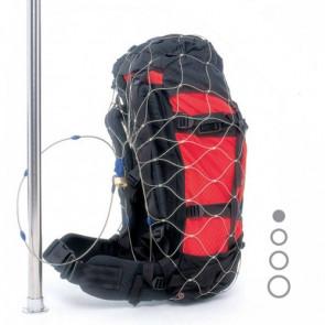 Stalowa siatka do zabezpieczania bagażu PacSafe 55l