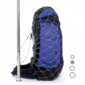 Stalowa siatka do zabezpieczania bagażu PacSafe 85l