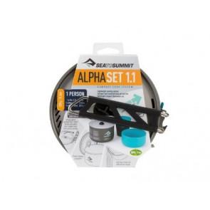 Zestaw garnków Alpha Cookset 1.1