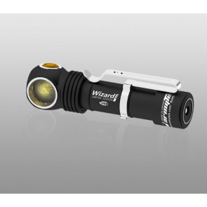 Latarka ARMYTEK Wizard Pro NICHIA USB warm