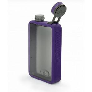 Piersiówka Boulder Flask 170 ml Purple