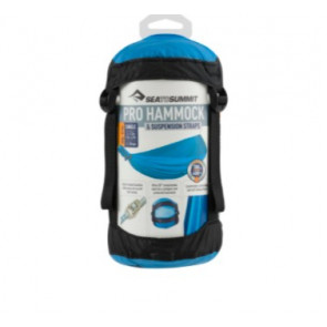 Hamak Hammock Set Pro Single BLUE