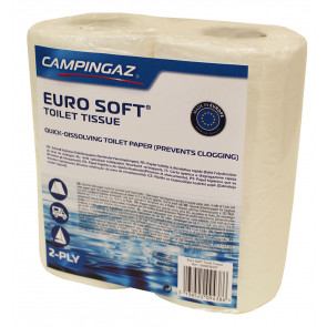 Papier toaletowy Euro Soft (4 rolki)