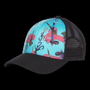 Czapka z daszkiem Black Diamond Trucker Hat Gear Print