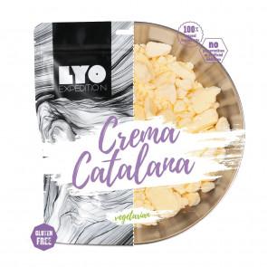 Danie wegańskie mała porcja - Krem kataloński LYOFOOD