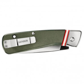 Nóż Gerber Straightlace Green