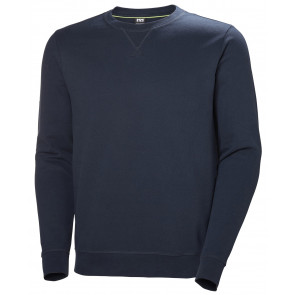 Bluza bawełniana męska Helly Hansen CREW SWEATSHIRT