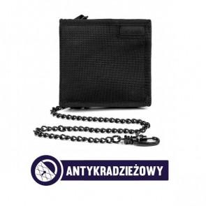 Portfel antykradzieżowy RFIDsafe Z100 bifold wallet