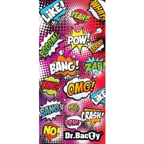 Ręcznik szybkoschnący Dr Bacty XL (70x140 cm) Boom
