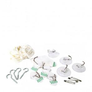 Moskitiera zestaw do zawieszania Lifesystems Mosquito Net Hanging Kit