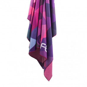 Ręcznik SoftFibre Travel Towel Triangle Print