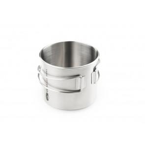 Kubek GSI Glacier Stainless Bottle Cup/Pot - 590 ml