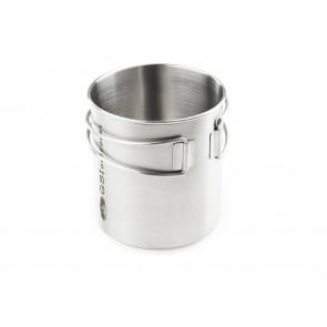 Kubek GSI Glacier Stainless Bottle Cup/Pot - 710 ml