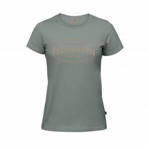 T-Shirt bawełniany damski Fjällräven Est. 1960 T-Shirt W