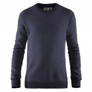 Sweter wełniany męski Fjallraven Övik Nordic M