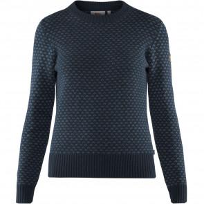 Sweter wełniany damski Fjallraven Övik Nordic