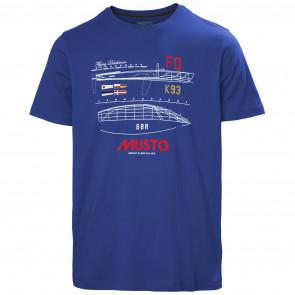 T-shirt bawełniany męski FLYING DUTCHMAN T-SHIRT