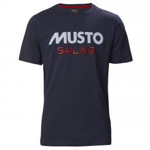 Koszulka bawełniana męska MUSTO TEE