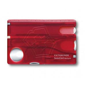 SwissCard ze szklanym pilniczkiem do paznokci SwissCard Nailcare