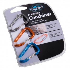 Zestaw trzech karabinków Accessory Carabiner Set 3