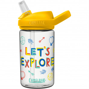 Butelka Camelbak Eddy+ Kids 400ml Let's Explore