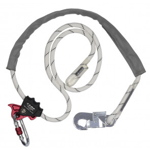 Lonża regulowana Camp Rope Adjuster Steel Connectors 200 cm