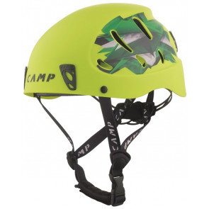 Kask Camp Armour Lime/Green, rozmiar L