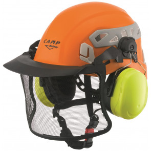 Kask Camp Ares AIR PRO pomarańczowy