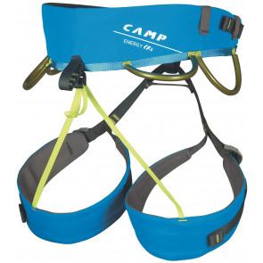 Uprząż Camp Energy CR3 Niebieska, rozmiar L