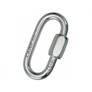 Karabinek 5mm Quick Link INOX oval