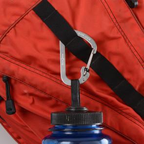 Karabinek SlideLock Carabiner  #4 Czarny