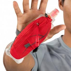 Bidon biegowy z uchwytem unisex Duro Handheld Phoenix Red