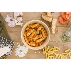 Danie obiadowe pojedyncze - Fusilli z kurczakiem