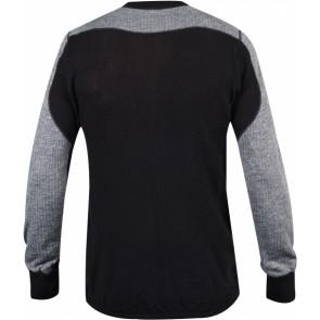 Bluza z merynosa męska Fjallraven Bergtagen Woolmesh Sweater