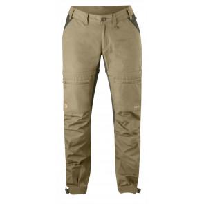 Spodnie G-1000® damskie Fjallraven Abisko Lite Trekking Zip Off W Regular