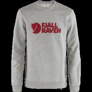 Bluza bawełniana męska Fjallraven Logo Sweater