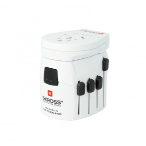Adapter Podróżny PRO World & USB