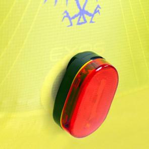 Pokrowiec przeciwdeszczowy Ultralight High Vis Raincover XS