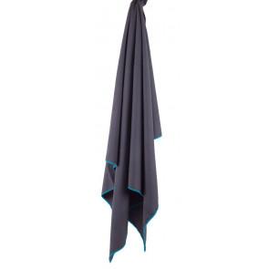 Ręcznik Soft Fibre Lite SZARY, rozmiar GIANT