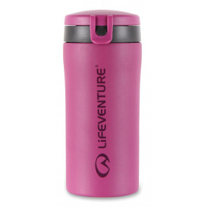 Kubek termiczny Lifeventure Flip-Top Thermal Mug Pink