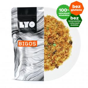 Danie obiadowe duża porcja - Bigos