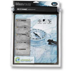 Mapnik wodoszczelny Waterproof Map Case rozmiar S - 21 x 30 cm